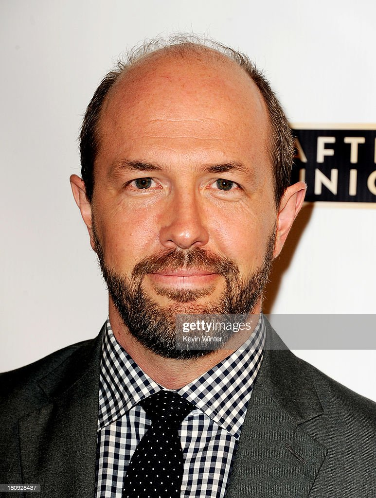 Actor Eric Lange arrives at The Academy of Television Arts & Sciences and SAG-AFTRA celebration of the 65th Primetime Emmy Award nominees at the Television Academy on September 17, 2013 in No. Hollywood, California.