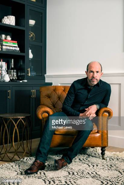Actor Eric Lange is photographed for Variety on October 6 2018 in at home in Los Angeles California