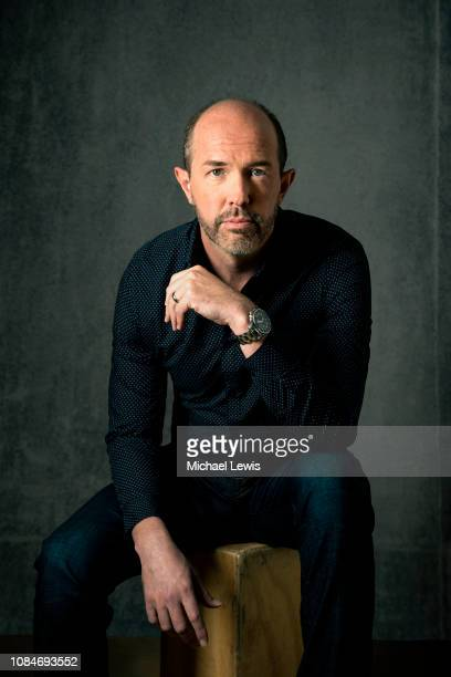 Actor Eric Lange is photographed for Variety on October 6 2018 in at home in Los Angeles California PUBLISHED IMAGE