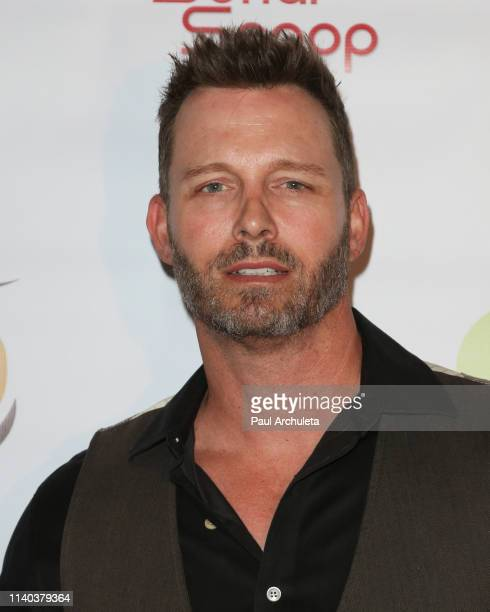 Actor Eric Martsolf attends the 10th Annual Indie Series Awards at The Colony Theater on April 03 2019 in Burbank California