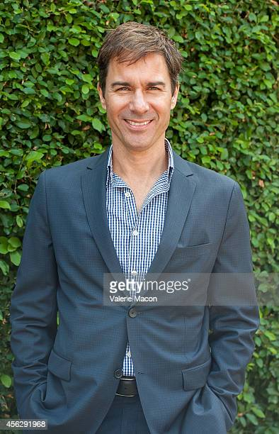 Actor Eric McCormack arrives at The Rape Foundation's Annual Brunchat Greenacres The Private Estate of Ron Burkle on September 28 2014 in Beverly...