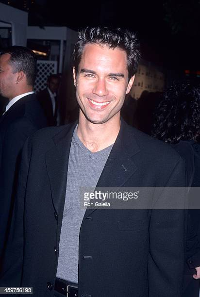 Actor Eric McCormack attends GQ and General Motors' Concept's 'Men for the Cure' Benefit for Concept Cure Hosted by the Arquette Family on September...