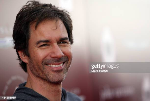 Actor Eric McCormack attends the 11th Annual John Varvatos Stuart House Benefit at John Varvatos on April 13 2014 in Los Angeles California