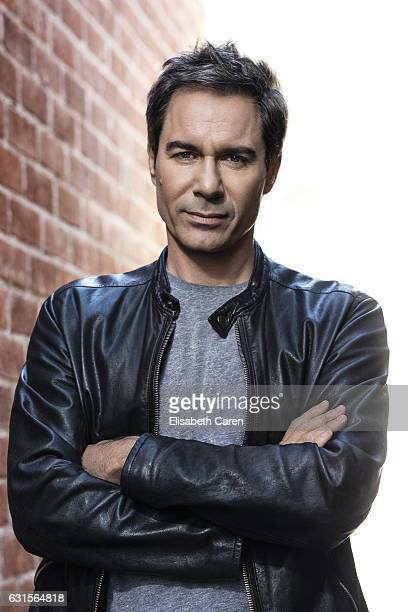 Actor Eric Mccormack is photographed for The Wrap on December 16 2016 in Los Angeles California