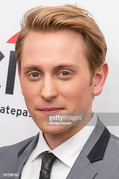 """Actor Eric Nelsen attends the """"All My Children"""" & """"One Life To Live"""" premiere at Jack H. Skirball Center for the Performing Arts on April 23, 2013 in..."""