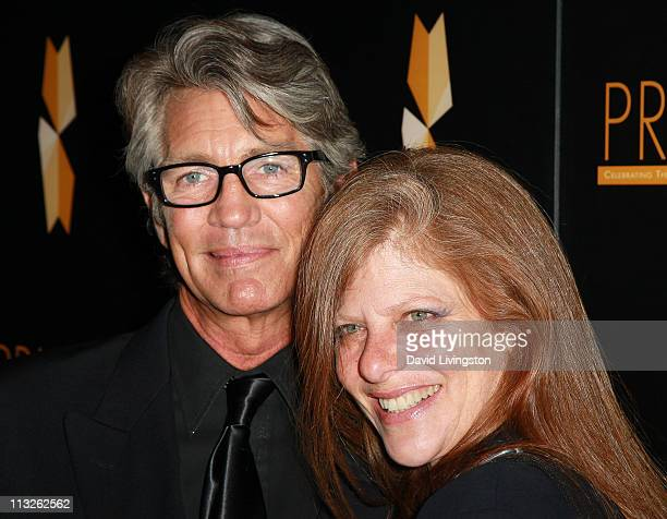 Actor Eric Roberts and wife actress Eliza Roberts attend the 15th Annual PRISM Awards at The Beverly Hills Hotel on April 28 2011 in Beverly Hills...