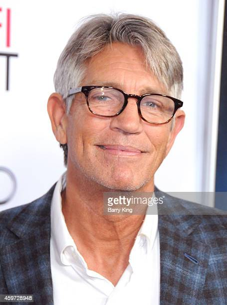 Actor Eric Roberts arrives at AFI FEST 2014 Presented by Audi Gala Premiere of 'Inherent Vice' at the Egyptian Theatre on November 8 2014 in...