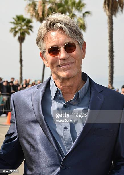 Actor Eric Roberts attends the 2015 Film Independent Spirit Awards at Santa Monica Beach on February 21 2015 in Santa Monica California