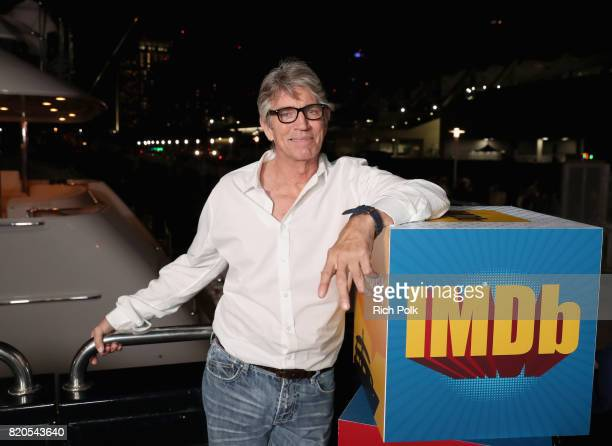 Actor Eric Roberts attends the #IMDboat Party at San Diego ComicCon 2017 Presented By XFINITY on The IMDb Yacht on July 21 2017 in San Diego...