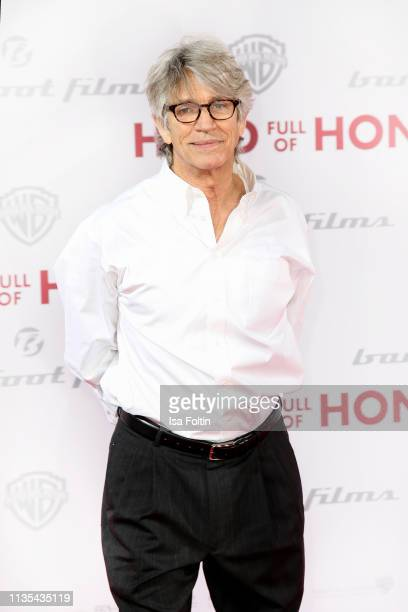 US actor Eric Roberts during the Head full of Honey premiere at Zoo Palast on March 12 2019 in Berlin Germany