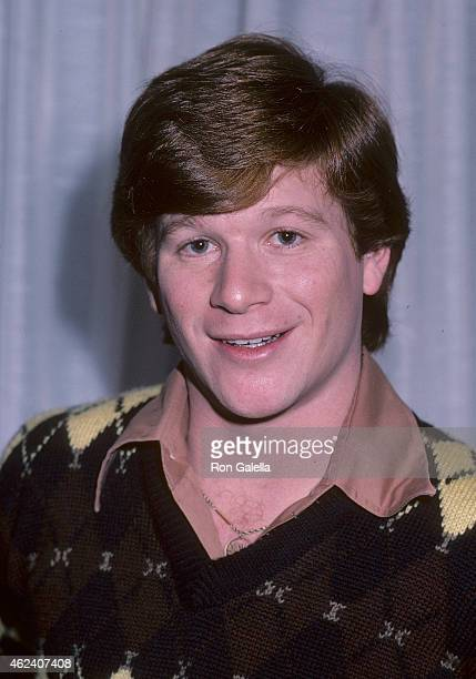Actor Eric Scott poses for an exclusive photo session on January 20 1982 at KareyLouis and Eric Scott's condo in Studio City California