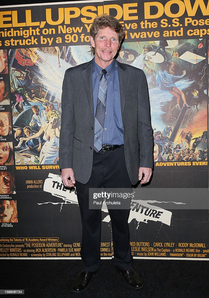 Actor Eric Shea attends the screening for the 40th Anniversary of 'The Poseidon Adventure' at the American Cinematheque's Egyptian Theatre on December 29, 2012 in Hollywood, California.