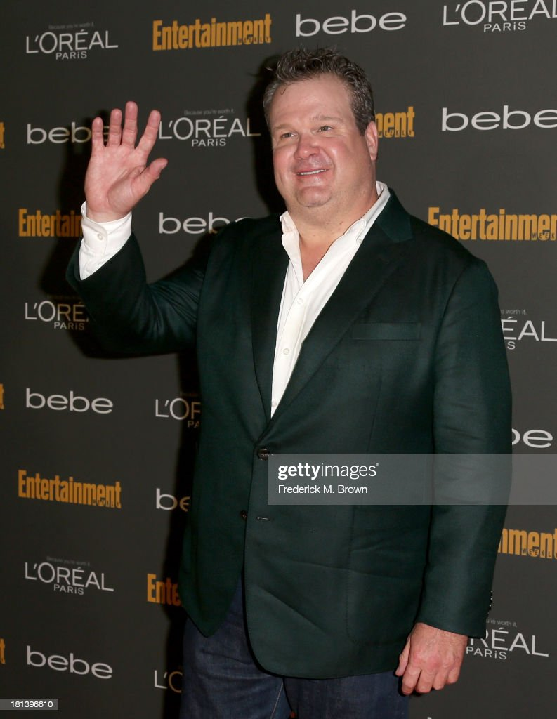 Actor Eric Stonestreet arrives at Entertainment Weekly's Pre-Emmy Party at Fig & Olive Melrose Place on September 20, 2013 in West Hollywood, California.