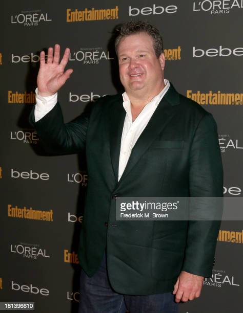 Actor Eric Stonestreet arrives at Entertainment Weekly's Pre-Emmy Party at Fig & Olive Melrose Place on September 20, 2013 in West Hollywood,...