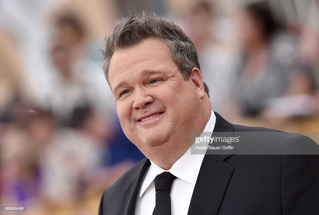 Actor Eric Stonestreet arrives at the 21st Annual Screen Actors Guild Awards at The Shrine Auditorium on January 25, 2015 in Los Angeles, California.