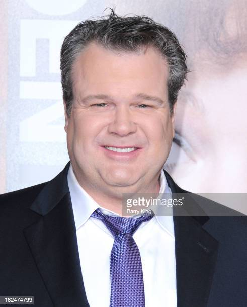 Actor Eric Stonestreet arrives at the Los Angeles premiere of 'Identity Thief' held at Mann Village Theatre on February 4, 2013 in Westwood,...