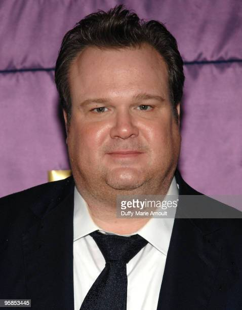 Actor Eric Stonestreet attends Fox's 2010 Golden Globes Awards Party at Craft on January 17 2010 in Century City California