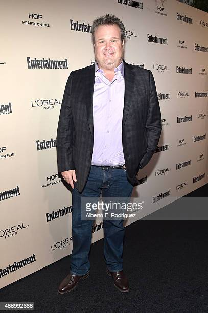 Actor Eric Stonestreet attends the 2015 Entertainment Weekly PreEmmy Party at Fig Olive Melrose Place on September 18 2015 in West Hollywood...