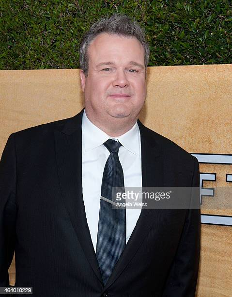 Actor Eric Stonestreet attends the 20th Annual Screen Actors Guild Awards at The Shrine Auditorium on January 18, 2014 in Los Angeles, California.