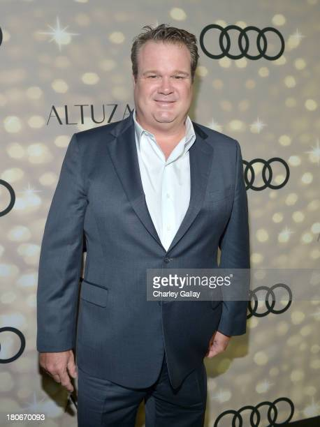 Actor Eric Stonestreet attends the Audi and Altuzarra KickOff Emmys Week 2013 event at Ceconni's on September 15 2013 in West Hollywood California