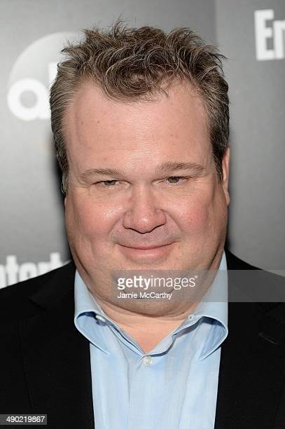 Actor Eric Stonestreet attends the Entertainment Weekly ABC Upfronts Party at Toro on May 13 2014 in New York City