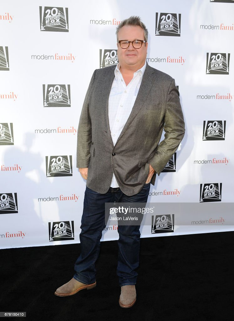 Actor Eric Stonestreet attends the 'Modern Family' ATAS event at Saban Media Center on May 3, 2017 in North Hollywood, California.