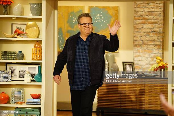Actor Eric Stonestreet visits 'The Talk' Friday May 13 2016 on the CBS Television Network From left Eric Stonestreet shown