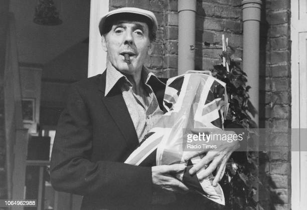 Actor Eric Sykes in a scene from episode 'The StayatHome Holiday' of the television sitcom 'Sykes' September 15th 1979