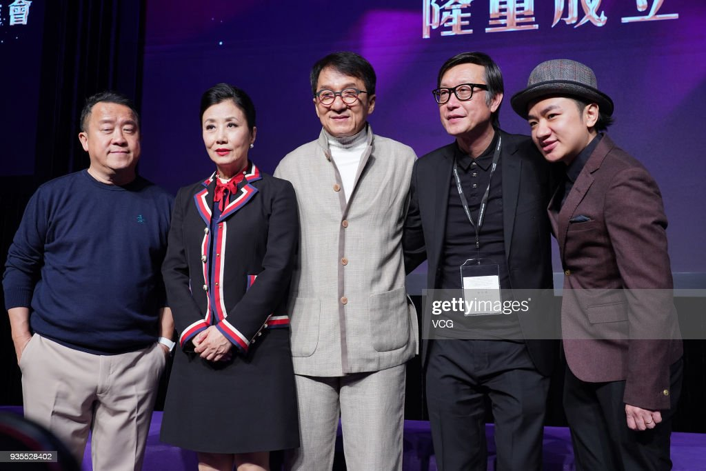 Stars Highlight Launch Ceremony In Hong Kong