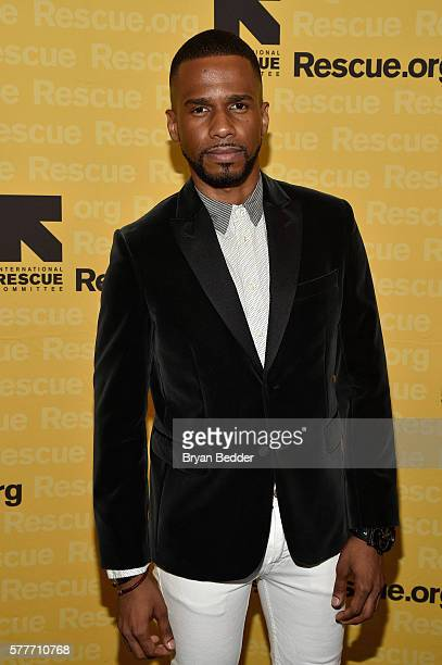 Actor Eric West attends the 6th Annual GenR Summer Party hosted by International Rescue Committee on July 19 2016 in New York City