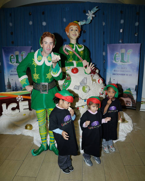 ELF The Musical Returns to the Theater at Madison Square Garden ...