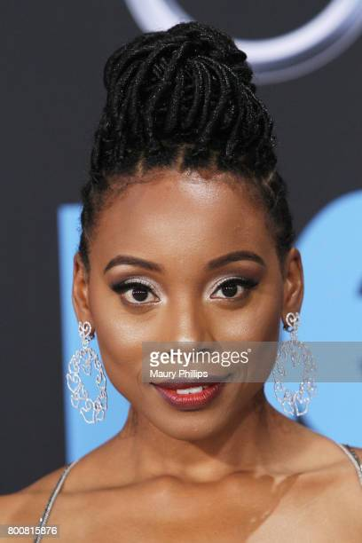 Actor Erica Ash at the 2017 BET Awards at Microsoft Square on June 25 2017 in Los Angeles California
