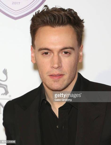 "Actor Erich Bergen attends Keep Memory Alive's 21st annual ""Power of Love Gala"" benefit for the Cleveland Clinic Lou Ruvo Center for Brain Health..."
