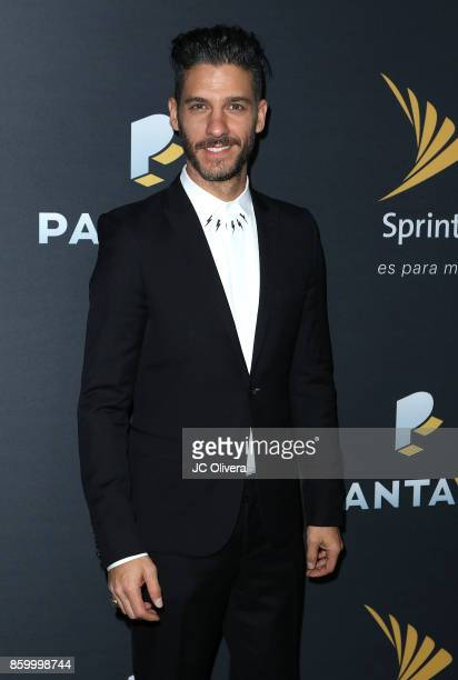 Actor Erick Elias attends PANTAYA Launch Party at Boulevard3 on October 10, 2017 in Hollywood, California.