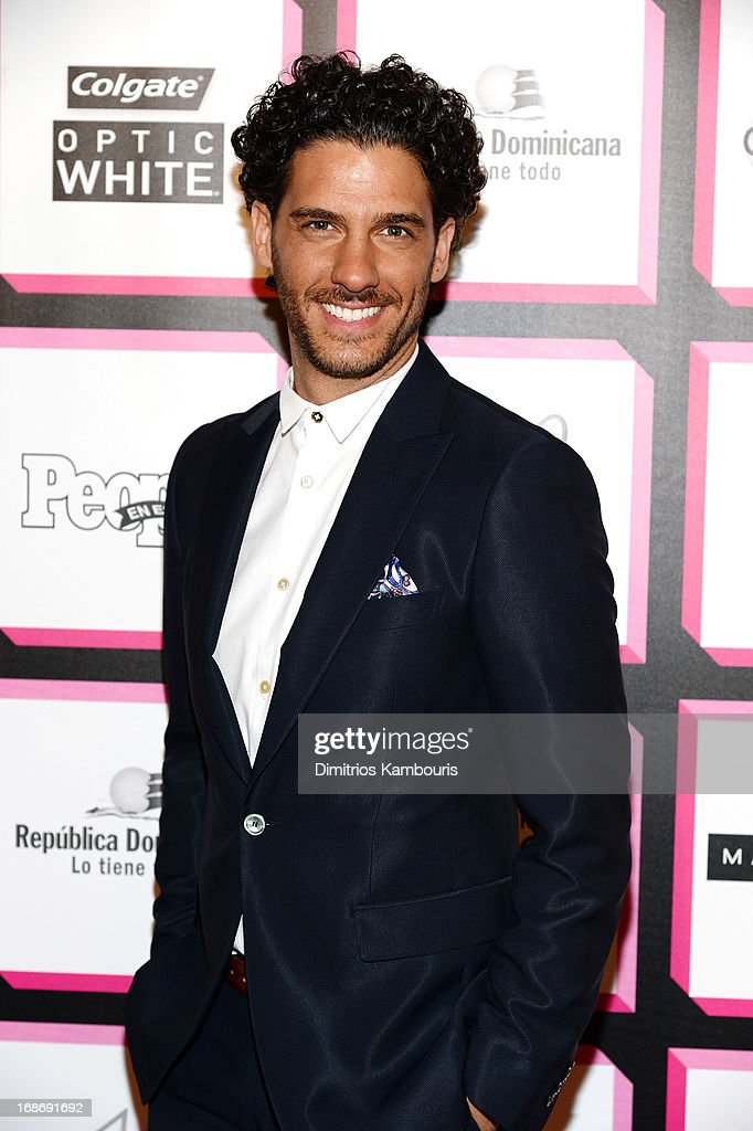 Actor Erick Elias attends People En Espanol's 50 Most Beautiful 2013 at Marquee on May 13, 2013 in New York City.