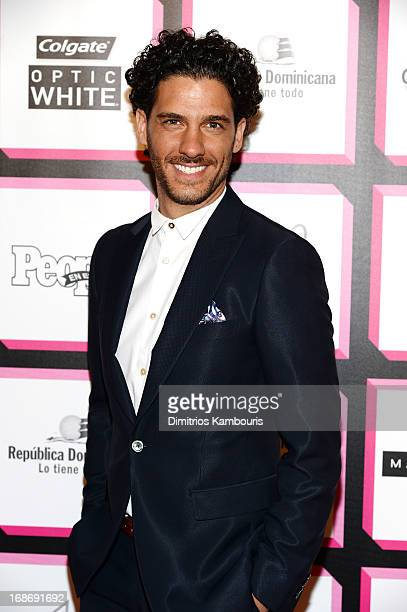 Actor Erick Elias attends People En Espanol's 50 Most Beautiful 2013 at Marquee on May 13 2013 in New York City