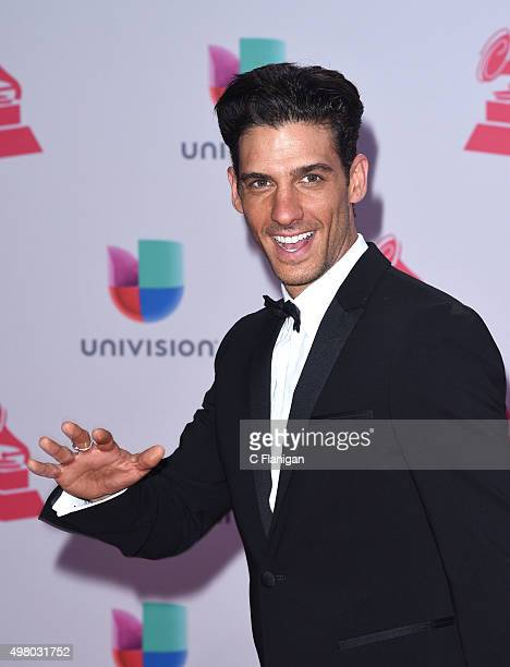 Actor Erick Elias attends the 16th Latin GRAMMY Awards at the MGM Grand Garden Arena on November 19 2015 in Las Vegas Nevada