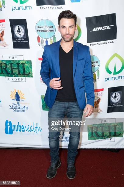 Actor Erik Fellows attends the 11th Annual Hollywood FAME Awards at Hard Rock Cafe Hollywood CA on November 8 2017 in Hollywood California