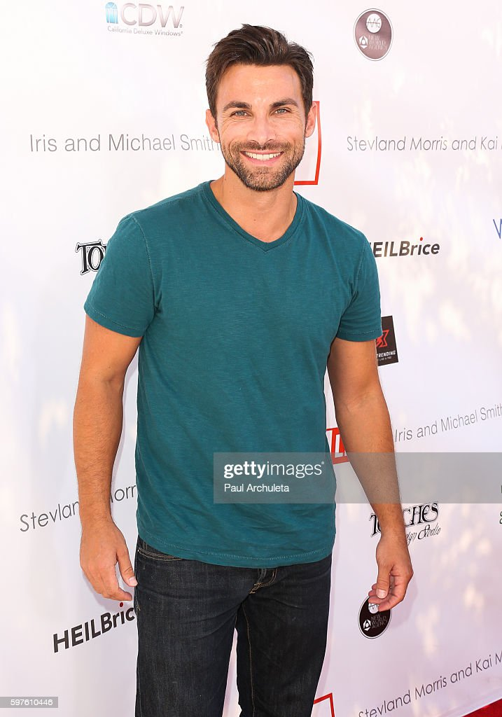 4th Annual Kailand Obashi Hoop-Life Fundraiser - Arrivals : News Photo