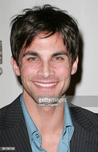 Actor Erik Fellows attends the iPOP Awards Showcase Gala at Hyatt Regency Century Plaza on January 12 2010 in Century City California