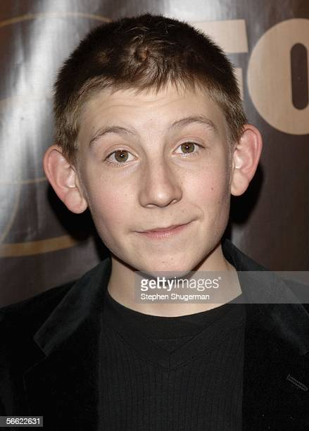 Actor Erik Per Sullivan attends the Fox Winter TCA Party at Citizen Smith on January 17 2006 in Hollywood California