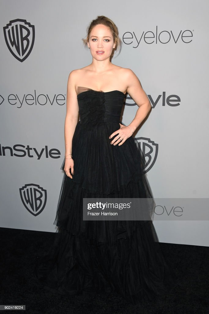 Actor Erika Christensen attends 19th Annual Post-Golden Globes Party hosted by Warner Bros. Pictures and InStyle at The Beverly Hilton Hotel on January 7, 2018 in Beverly Hills, California.