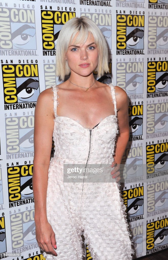 Actor Erin Richards at the 'Gotham' Press Line during Comic-Con International 2017 at Hilton Bayfront on July 22, 2017 in San Diego, California.