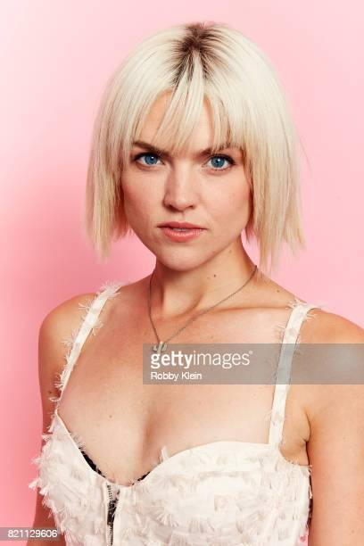Actor Erin Richards from FOX's 'Gotham' poses for a portrait during ComicCon 2017 at Hard Rock Hotel San Diego on July 22 2017 in San Diego California