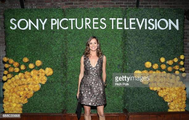 Actor Erinn Hayes attends the Sony Pictures Television LA Screenings Party at Catch LA on May 24 2017 in Los Angeles California