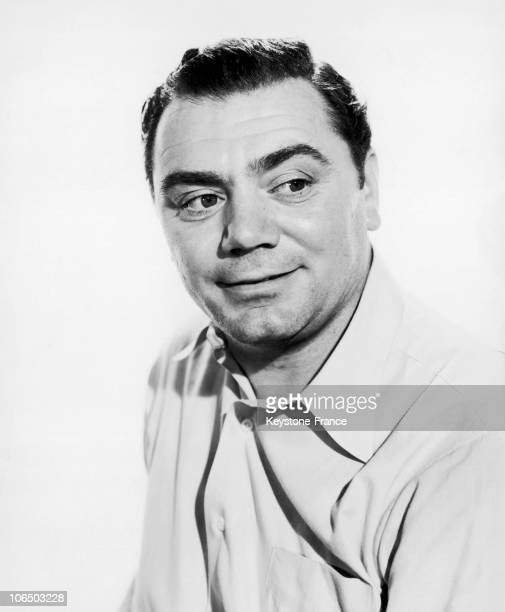 Actor Ernest Borgnine In Marty Directed By Delbert Mann In 1955