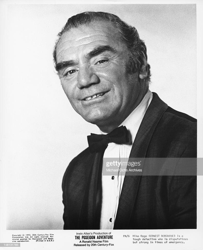 Ernest Borgnine Dies Aged 95