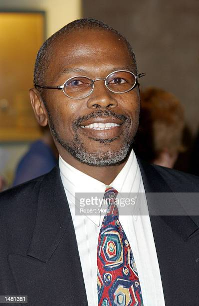 Actor Ernest Thomas attends the Casting Society of America's18th Annual Artios Awards at the Beverly Hilton Hotel on October 17 2002 in Beverly Hills...