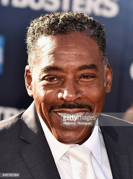 Actor Ernie Hudson arrives at the Premiere of Sony Pictures' 'Ghostbusters' at TCL Chinese Theatre on July 9, 2016 in Hollywood, California.