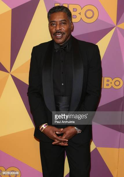 Actor Ernie Hudson attends HBO's official Golden Globe Awards after party at The Circa 55 Restaurant on January 7 2018 in Los Angeles California